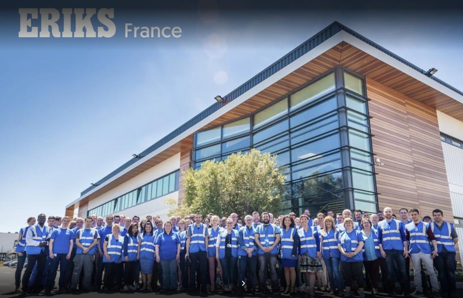 Eriks, Decines- Charpieu (Frankrijk)